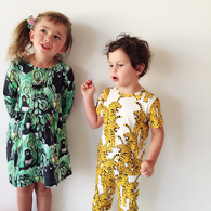 Mini Rodini Monkey Dress