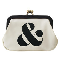 Ampersand Coin Purse