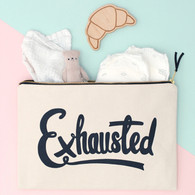 Exhausted Pouch