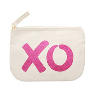 XO Little Canvas Pouch