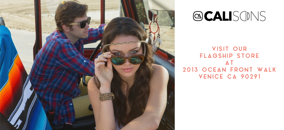 Visit the CaliSons Eyewear Flagship store and see our 2016 wood sunglasses collection