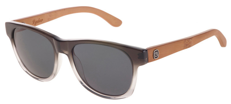 The Ryder Windward, Acetate & Bamboo Wood Sunglasses