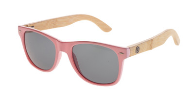 Buy The Flyer Matte Pink Sunglasses For Womens