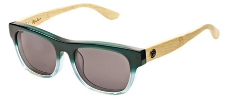 The Ryder Sea-foam Sunglasses