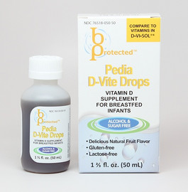Pedia D-Vite Drops 50 mL