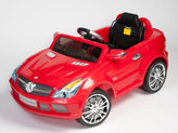 Mercedes Benz AMG SL65 Kids Ride On Car + Remote - Red