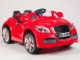 12V TT Style Roadster With Remote & MP3 In Red