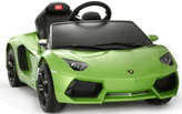 Lamborghini Green Aventador LP700-4 Ride On Car + Remote