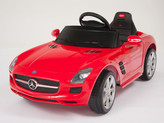 Mercedes-Benz SLS AMG Ride On Car + Remote - Red