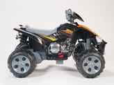 12V MiniMotos 007 Junior ATV Black