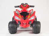 12V MiniMotos 007 Junior ATV Red