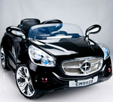 Autobahn AMG Style Ride On Car With Remote & MP3 In Black