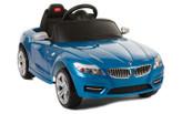 BMW Z4 Roadster 6V Ride On Car + Remote - Blue