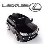12V Lexus RX350 Ride On SUV With Remote & MP3 In Black