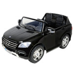Mercedes-Benz ML350 12V Battery Operated Kids Ride On Car + Remote