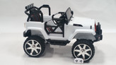 12V MP3 Kids Ride on Jeep Truck R/C Remote Control, LED Lights and Music
