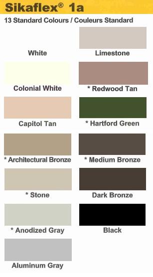 Sika Color Chart Peopledavidjoel