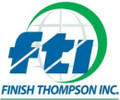 Finish Thompson A100111.  STRAINER 316 SS