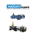 Haight 3E-S23A.  POSITIVE DISPLACEMENT PUMP