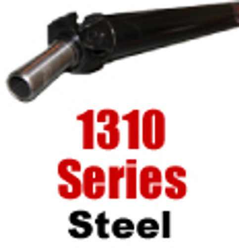 "1310 Steel Drive Shaft, 3"", up to 52"""