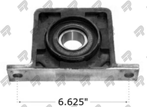 Square Center Support Bearing S-10