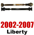 Jeep Liberty Conversion  Drive Shaft