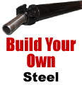 Build Your Own Driveshaft - Steel