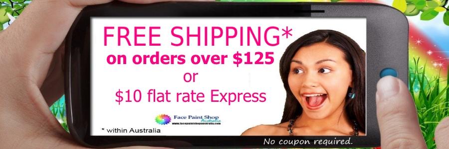 Free Shipping Australia