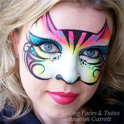 Face Painting Brushes Australia