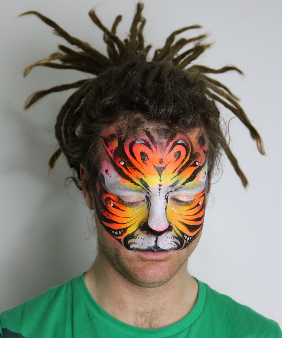 Jane Pastore Face Paint