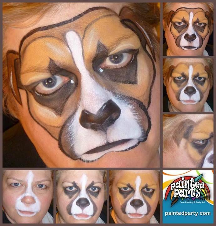 5 Ways To Face Paint A Puppy Dog Shop Australia