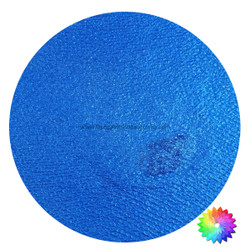 #137 MYSTIC BLUE SHIMMER Superstar Aqua Face and Body Paint