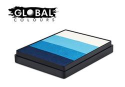 ANTARCTICA by Global Colours split 50g cake