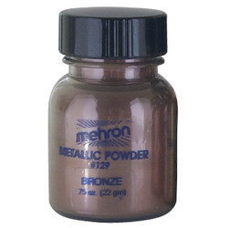 Mehron Metallic Powder 22g BRONZE