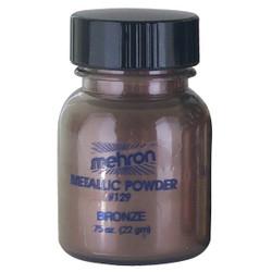 Mehron Mixing Powder 22g BRONZE