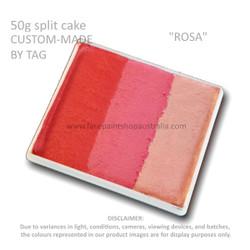 ROSA 50g custom split cake (pearl)