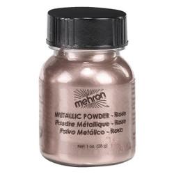 Mehron Metallic Powder 14g ROSE