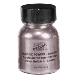 Mehron Metallic Powder 21G LAVENDER