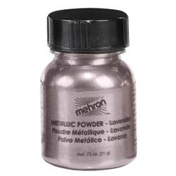 Mehron Metallic Powder LAVENDER 28g