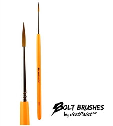 BOLT Liner #2 Face Painting Brush by Jest Paint