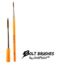 BOLT Liner #3 Face Painting Brush by Jest Paint