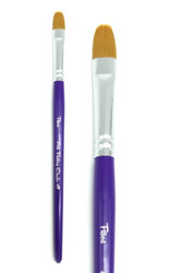 FILBERT BRUSH - Art Factory face paint brushes