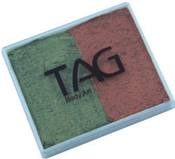 TAG pearl 50g split copper-bronze green