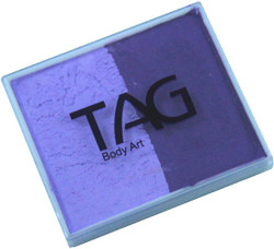 TAG regular 50g split lilac/purple