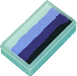 TAG one stroke split cake 30g BLACK IRIS
