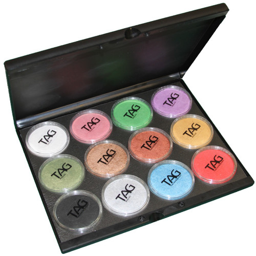 face paint palette set from Face Paint Shop Australia. Now you can bring your face painting ideas to life with professional quality face painting supplies. Create beautiful designs and have fun.