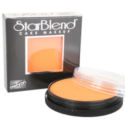Mehron Starblend Cake Makeup 56g ORANGE