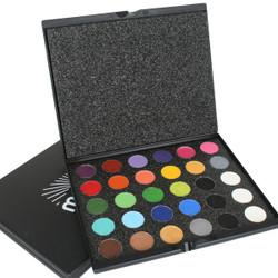 Mehron Paradise Makeup AQ™ palette of 30 available from Face Paint Shop Australia
