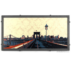 Brooklyn Bridge w/ Damask, Brooklyn, NY