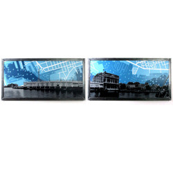 Fells Point Panoramic Pair, Baltimore, MD